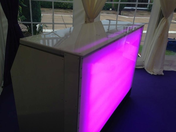 Portable LED Bar Unit