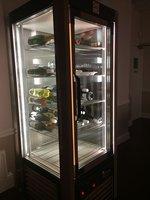 Upright Fridge for Wine or Cold Drink Storage