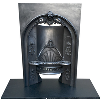 INS314 – Arched Cast Iron Fireplace Insert (36?H X 24?W)
