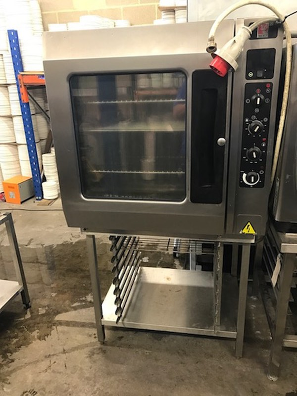 Hobart Wolf Convection & Steam Oven