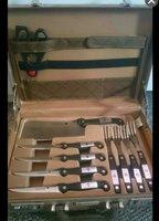 Waltmann Und Sohn 16 pc Knife Set