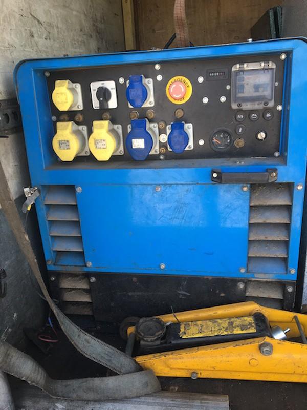 10 KVA Stephill Diesel Generator