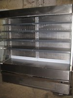 2 Metre Mafirol Slimline Multideck Display Chiller