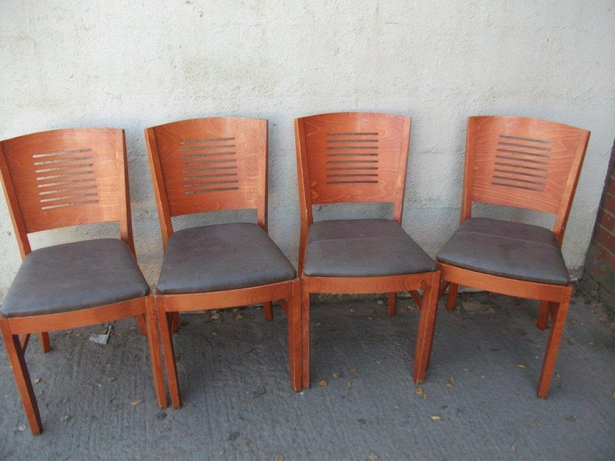 Secondhand Chairs and Tables   Restaurant Chairs   50x ...