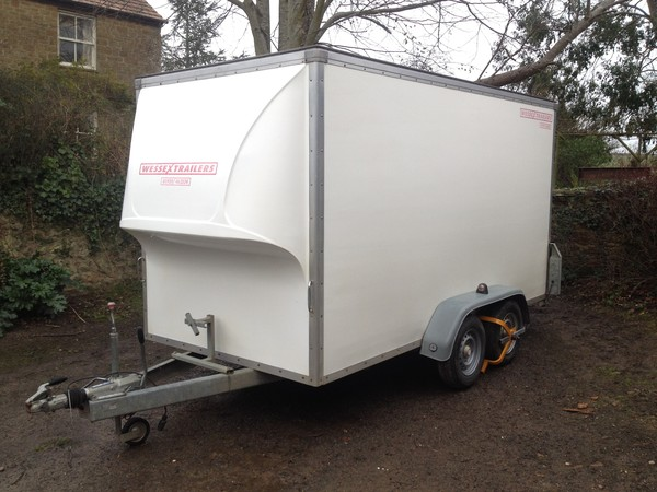 Wessex Trailers Box Trailer