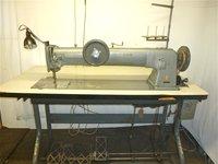 Long arm singer sewing machine