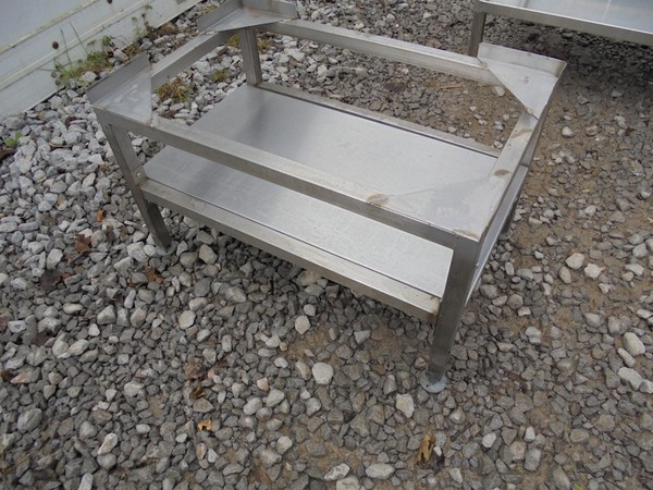 Stainless Steel Stand (4245)