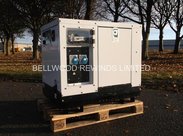 SMC 5Kva super silent diesel generator