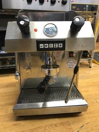 Fracino single group coffee machine