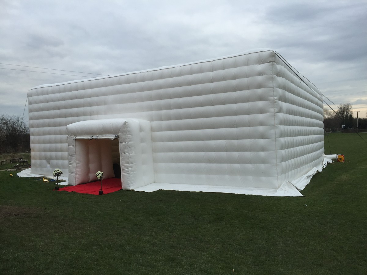 Inflatable Marquee Full Event Start Up ... & Profitable Business For Sale | Marquee Hire | Inflatable Marquee ...