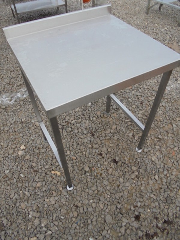 Stainless Steel Table (4291)
