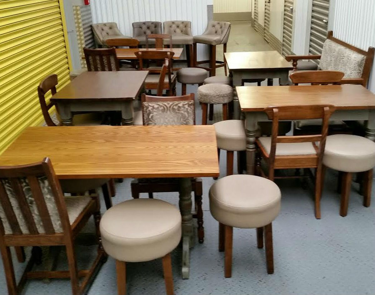 Secondhand Chairs And Tables Pub And Bar Furniture 29x Chairs And 6x Tabl
