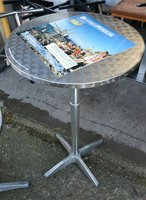 High Poseur Table