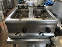 Lincat DF612 Double Tank Electric Fryer