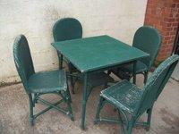 28x Lloyd Loom Style Chairs (Code DC 671A)