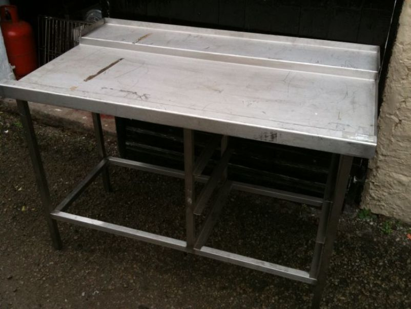 Stainless Steel Tables & Dishwsher Tables - York, North Yorkshire 1
