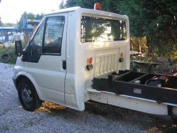 Ford Transit 3.5 Ton Dropside Tipper
