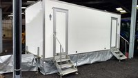Peagreen Eco 250s2 Bespoke Toilet Trailer