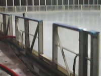 The Ice Skating Rink Dasher Boards