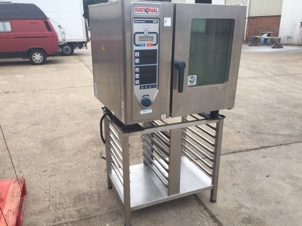 Rational CPC 6 Grid Combi Oven
