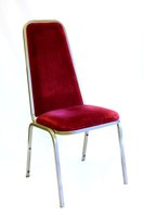 60x Red Restaurant / Dining / Banquet Chairs