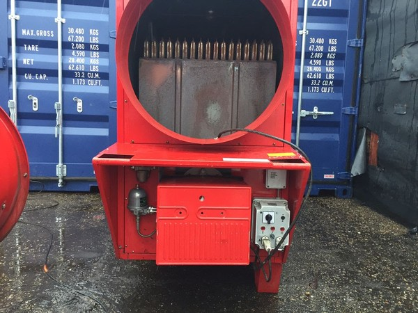 Arcotherm Jumbo 200 Industrial Indirect Oil Fired Heater