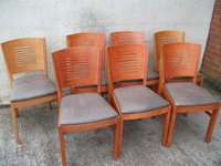 7x Chairs (Code DC 674A)