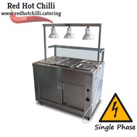 Heated Bain Marie and Servery (Ref: RHC2047) - Warrington, Cheshire