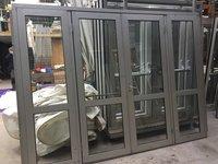 Aluminium PVC Marquee Doors