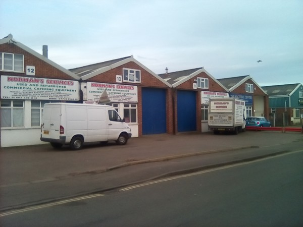 Catering Equipment Refurbishing Company for sale