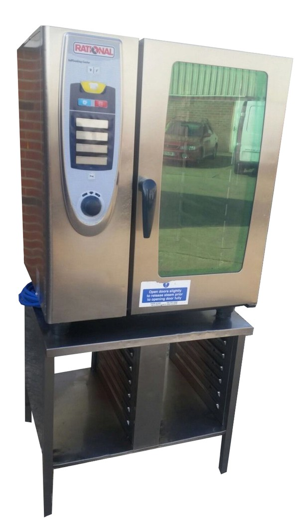 Rational SCC 10 Grid Combi Oven
