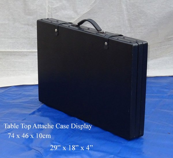 Table top attache case