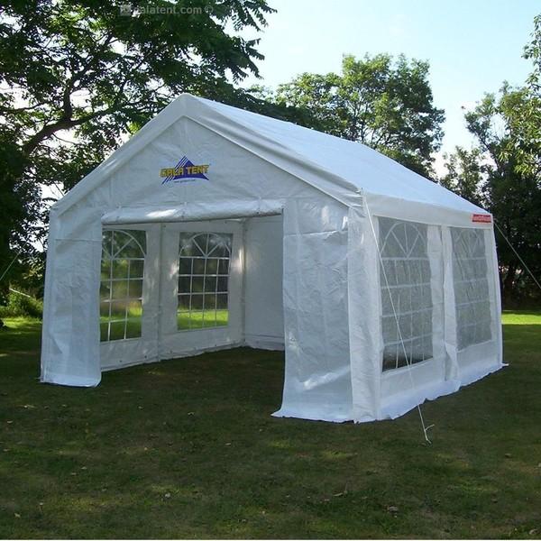 4m x 4m Gala Tent Mini Marquee (PE)