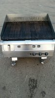 Falcon Dominator Plus Radiant Gas Chargrill
