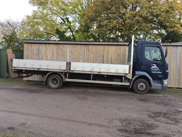 7.5 ton truck