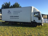 7.5 ton box lorry