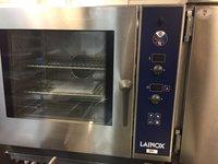 Lainox 6 Grid Combi Gas Oven