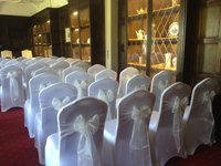 Stretch Chair Covers and Sashes