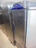 Stainless Steel Upright Freezer (4338)