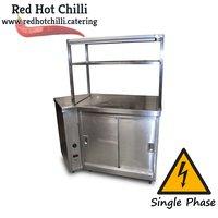 Corner Hot Cupboard Unit (Ref: RHC1930) - Warrington, Cheshire