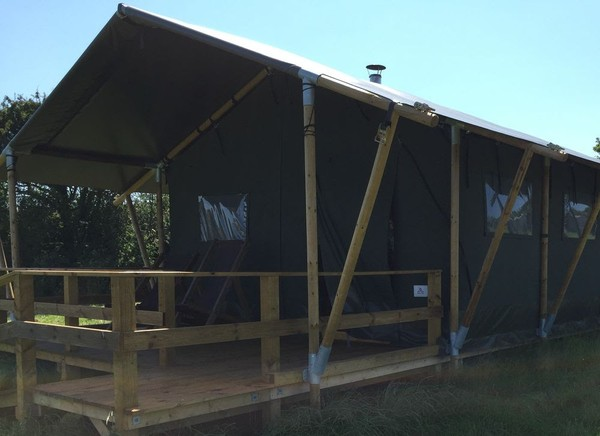 Woody Safari Tent