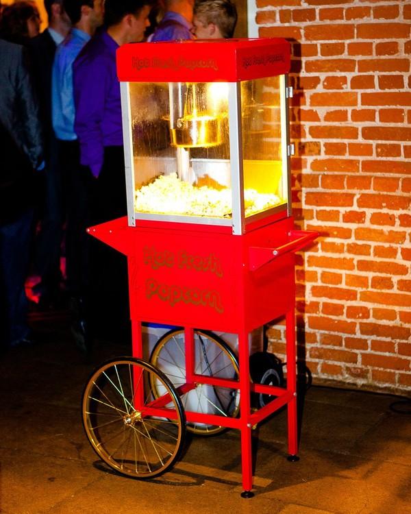 Large Pop Corn Machine for Hot Fresh Popcorn