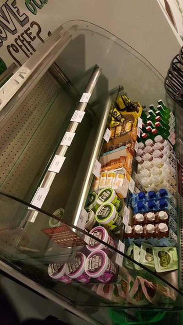 Refrigerated Merchandiser / Grab and Go Fridge