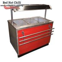 Heated Bain Marie Unit