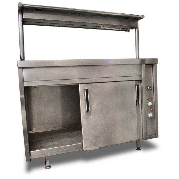 Heated Bain Marie Unit