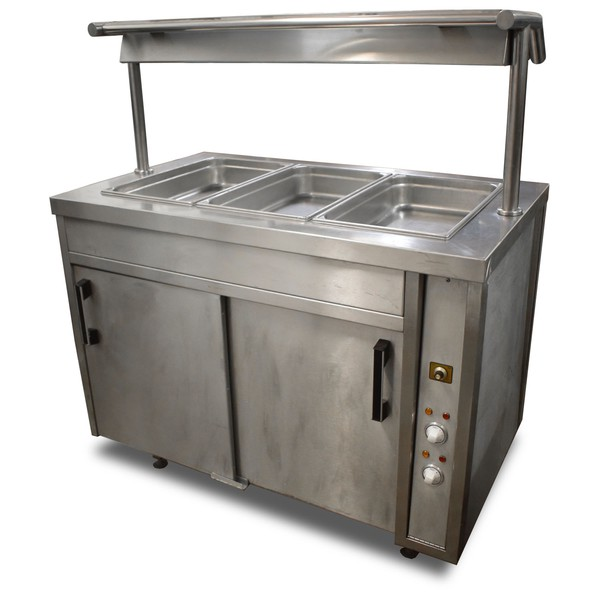 Heated Bain Marie Unit / Servery