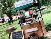 Tricycle Coffee / Tea Bike