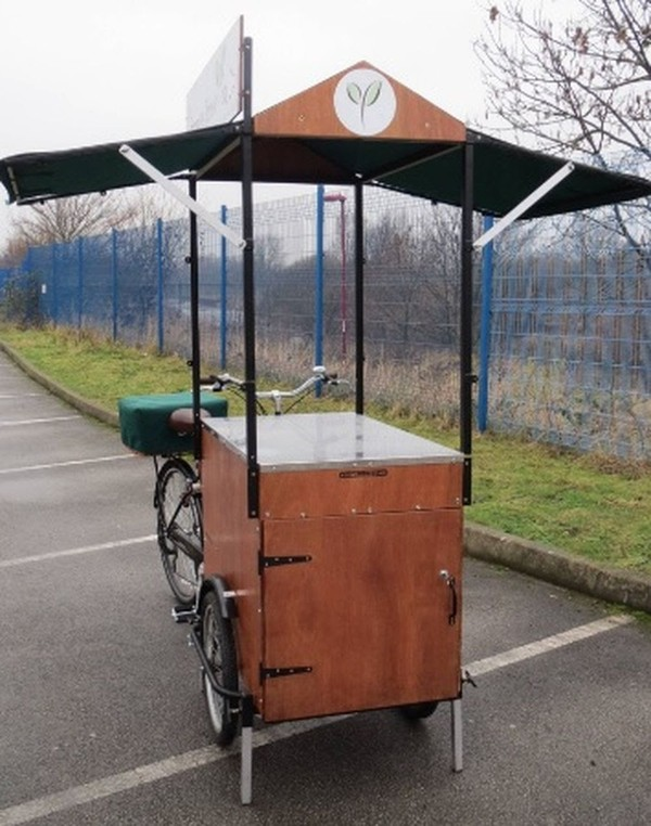 Tricycle Coffee / Tea Bike
