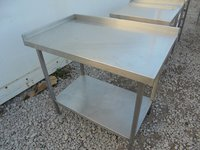 Stainless Steel Table (4341)