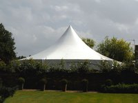 Tentnology 40ft Span Hexagonal Marquee